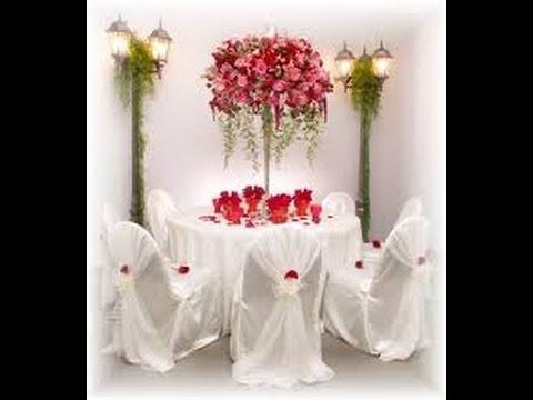 Como hacer arreglos florales para bodas youtube - Decoracion floral para bodas ...