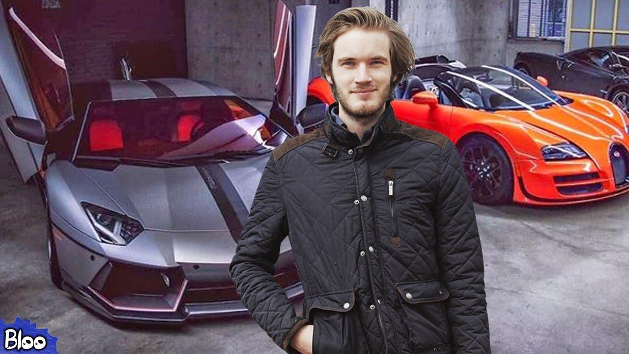 TOP 10 SICKEST YouTuber SUPERCARS Ever (RomanAtwood, KSI ...