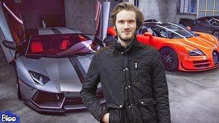 TOP 10 SICKEST YouTuber SUPERCARS Ever (RomanAtwood, KSI, ComedyShortsGamer, W2S, Faze Rain etc)