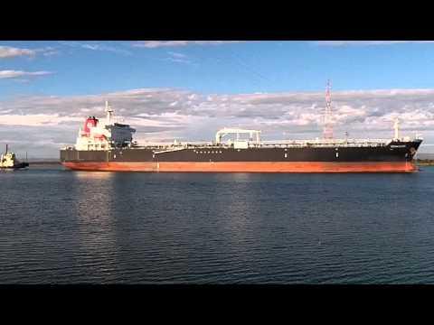 Port Adelaide Shipping _ (464) Ocean Globe