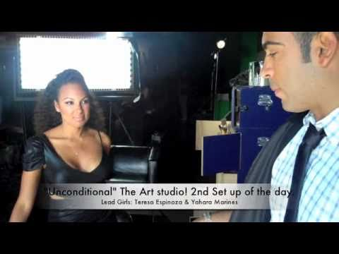 UNCONDITIONAL SHOOT Behind the scenes Vlog PART  2.m4v