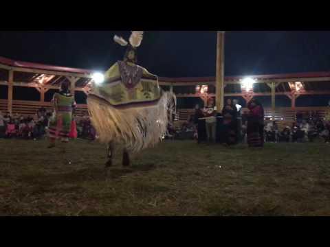 Iron Woman Fancy Special @ Heart Lake Alberta Pow Wow 2016