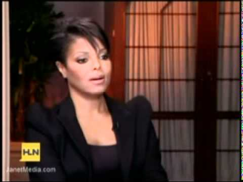 Janet Jackson- The HLN Interview (Part 2)