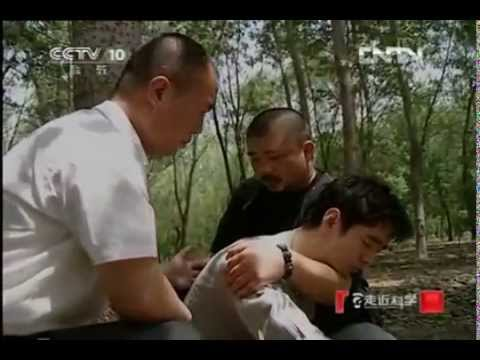 Science research about Dim Mak---Approaching Science 20120706(eng subtitle)
