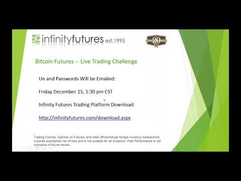 Bitcoin Live Trading Challenge Rules Webinar