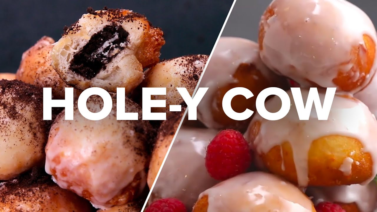 5 Delicious Donut Holes