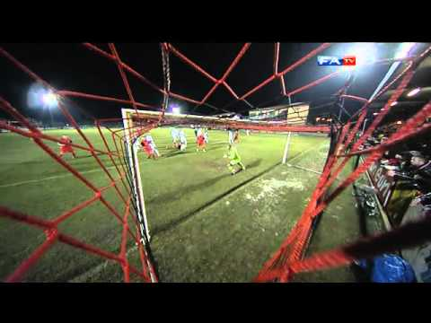 Droylsden   1 - 1   Leyton Orient | The FA Cup 2nd Round - 29/11/10