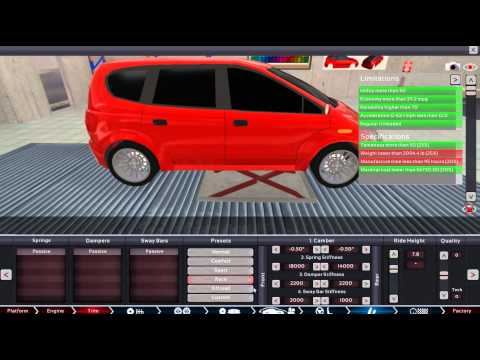 Rice and Curry - Automation The Car Company Tycoon Game