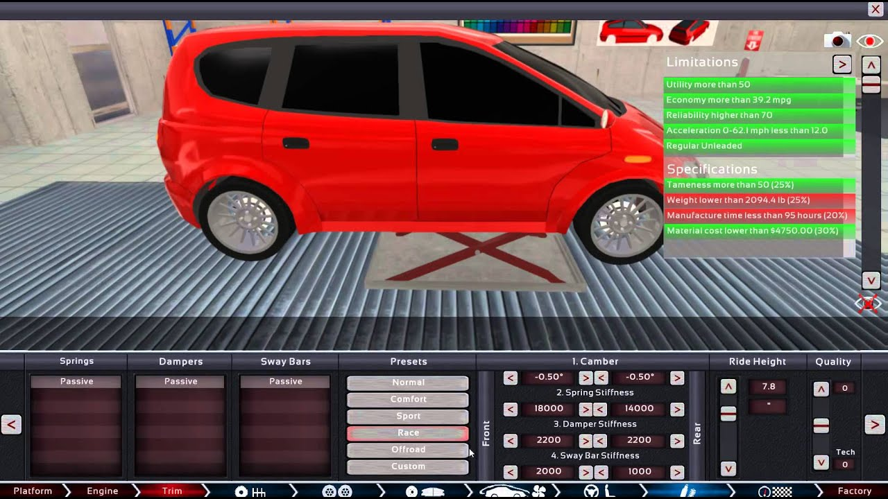 The Car Company >> Rice And Curry Automation The Car Company Tycoon Game Youtube
