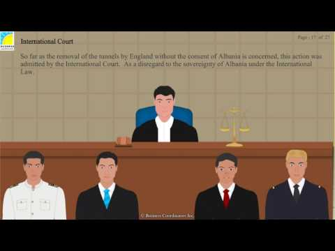 Human Rights And International Law - The Curfew Channel Case