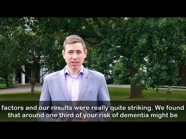 David Llewellyn Dementia Activity Video