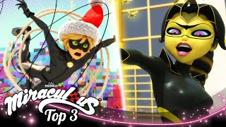 MIRACULOUS | 🐞 ACTION 🔝 | SEASON 3 | Tales of Ladybug and Cat Noir