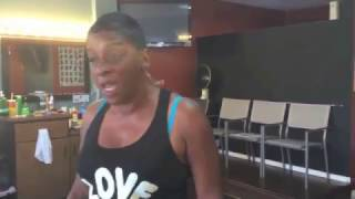 STEVIE HARVEY PREDICTS AUNTIE FEE'S DEATH (SHOCKING) RIP