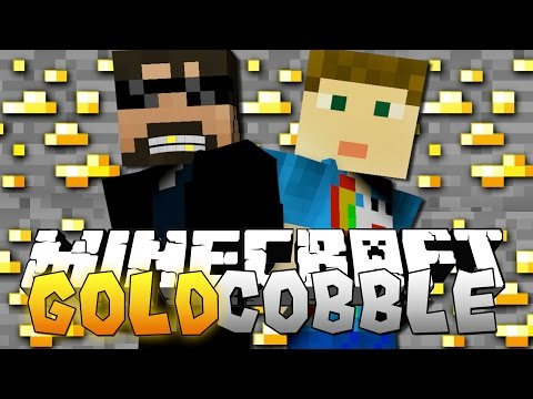 Minecraft: GOLD COBBLESTONE MODPACK | IT ALL STARTS HERE!!