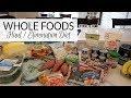 Whole Foods Haul | Elimination Diet (Breastfeeding)