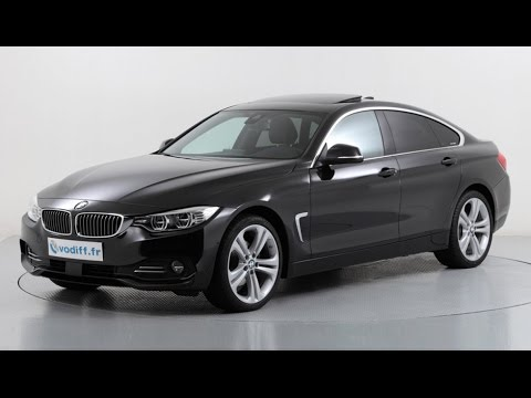 bmw 420d xdrive gran coupe luxury 190 cv automatique youtube. Black Bedroom Furniture Sets. Home Design Ideas