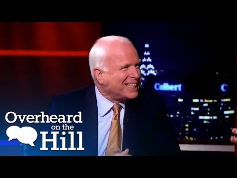 John McCain Gets Bible Lesson | Overheard On The Hill | msnbc