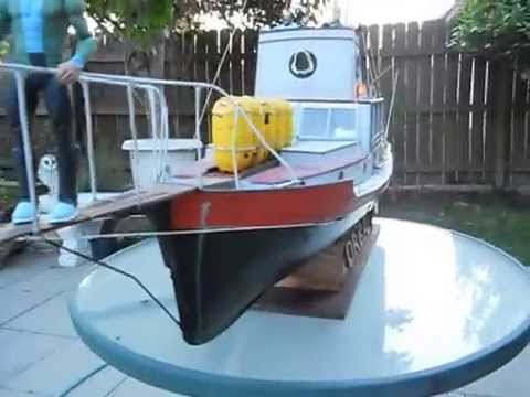 Orca Boat from JAWS By James Payton - YouTube