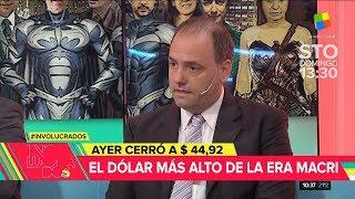 "Manuel Adorni en ""Involucrados"" con Mariano Iúdica - 28/03/19"
