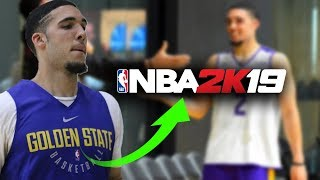 LiAngelo Ball Could Be Added In NBA 2K19 As a Free Agent! How This Can Happen!