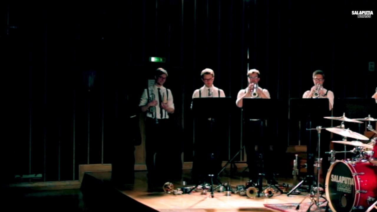 Salaputia Brass ⎜Gershwin⎜Summertime live in Bremen 2017