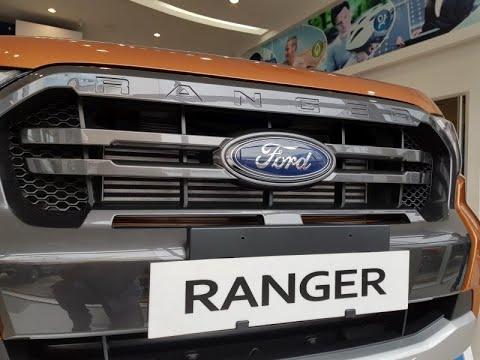 2019 2020 Ford Ranger 2000cc Double Cab 4WD Auto Thailand Sale Cheapest Ford Thai Australia USA