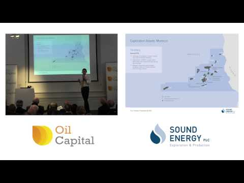 Sound Oil CEO delivers investor presentation at Oil Capital event