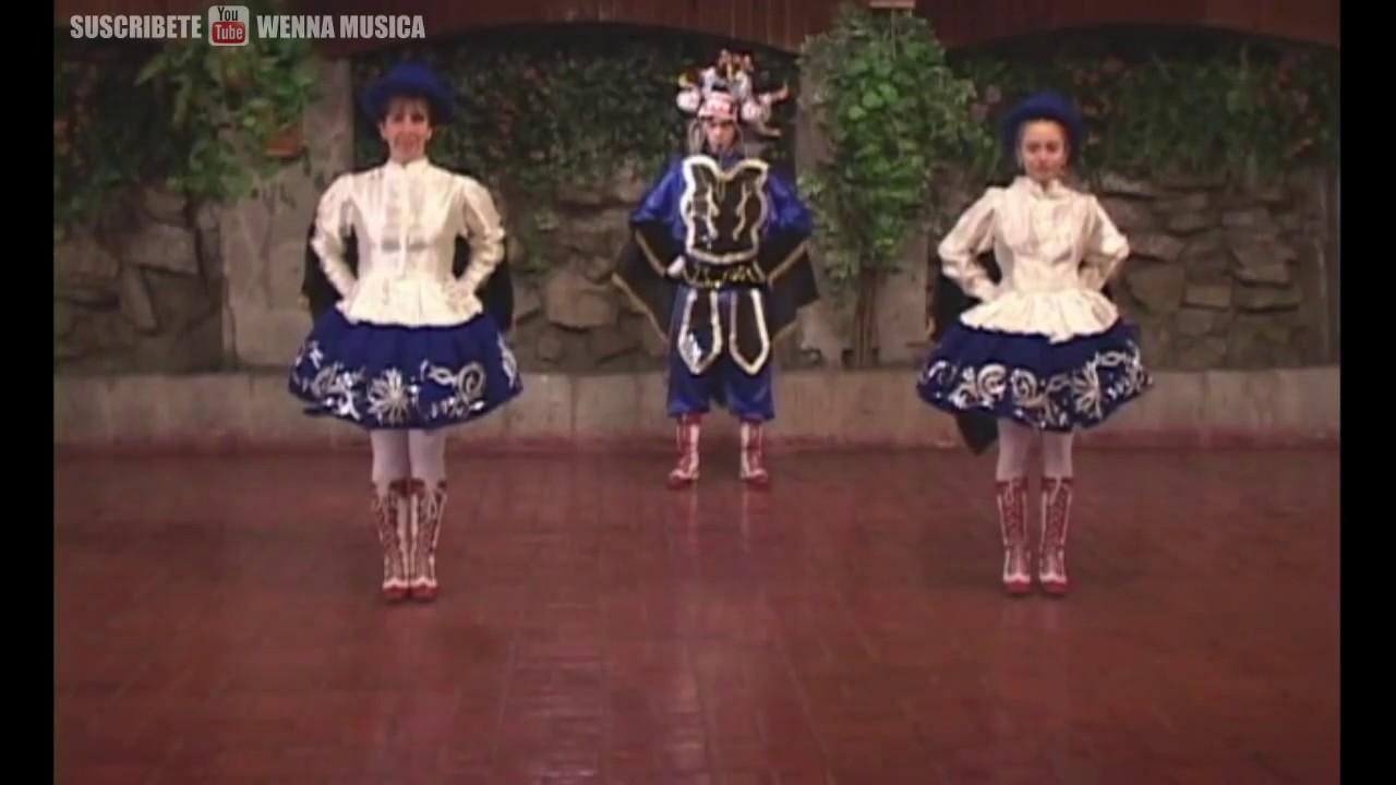 Zona Norte Bailes Tipicos Chilenos Musica Y Bailes Chilenos Youtube