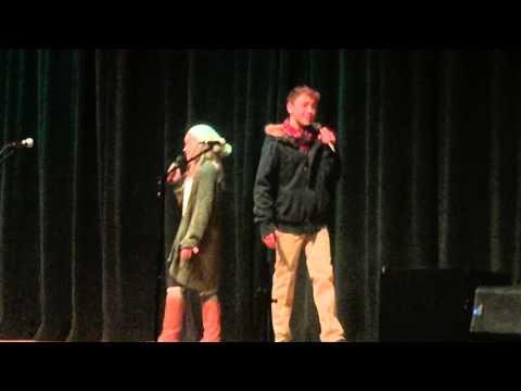 Mistletoe from Hilton Head Christian Academy's 2015 Christmas Concert