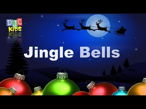 Holiday Classic Songs with Lyrics | Jingle Bells