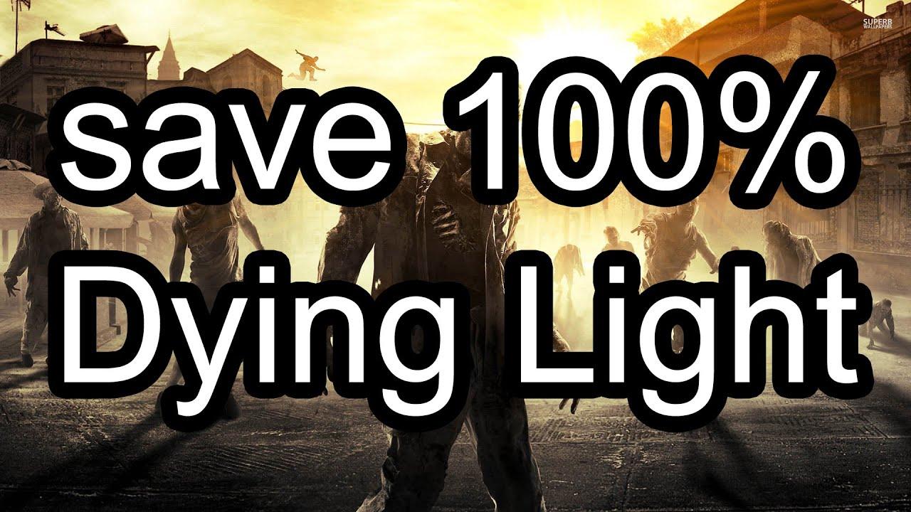 Сохранения для Dying Light скачать