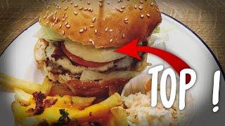 LE TOP BURGER de PARIS ?! avec mon Frère - Studio 5 Bar & Burger