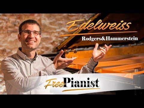 Edelweiss KARAOKE (fast tempo) - Rodgers&Hammerstein