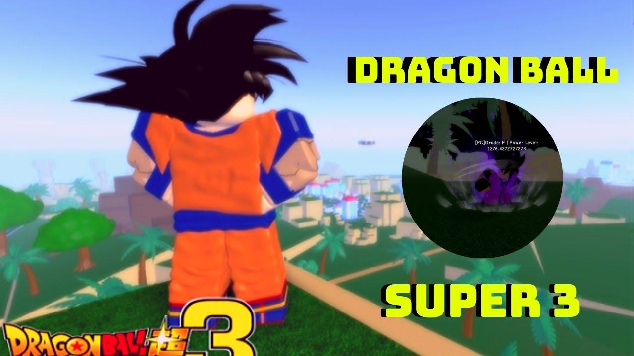 Dragon Ball Super 3 Roblox