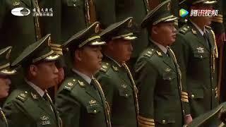 """震撼!中国武警男声合唱团演绎""""诗经""""作品《无衣》,不可不听!"""