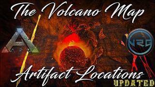 The Volcano Ark Resource Map