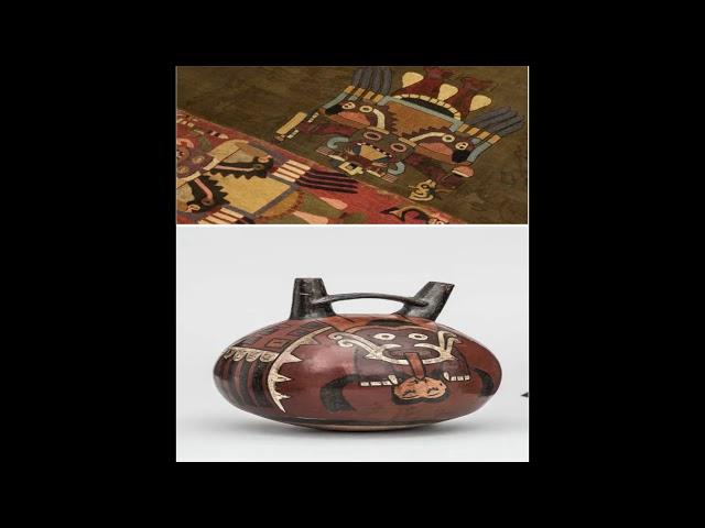 Textil y Cerámica Nazca