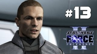 Star Wars the Force Unleashed 2 - #13 - Das war fast knapp.  DE|HD|BLIND