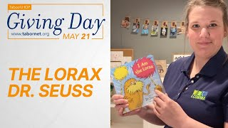 The Lorax by Dr. Seuss | Tabor/LHOP Giving Day!