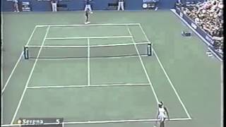 Serena Williams vs Venus Williams 2002 US Open Highlights