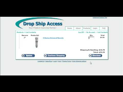 eBay Listing Service Tutorial for Drop Ship Access