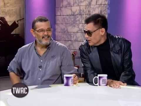 Rez Cortez and John Regala: evil on screen but good men in real life   Tonight with Arnold Clavio