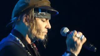 Hollywood Vampires-Heroes-Live At The Genting Arena, Birmingham-16/6/2018