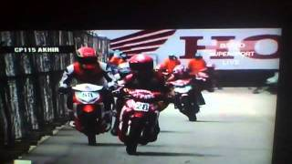 malaysian cub prix  LIVE on astro supersport