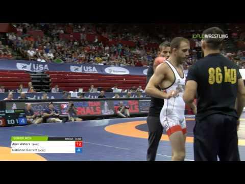 57 Quarter - Alan Waters (TMWC) vs. Nahshon Garrett (Sunkist Kids)
