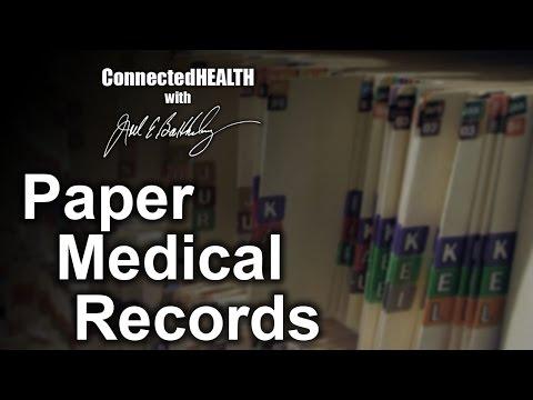 Episode 52: Paper Medical Records