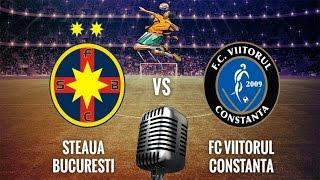 Steaua Bucuresti ( FCSB ) vs Viitorul Constanta Comentam Derby-ul Etapei Ligii 1 Romania