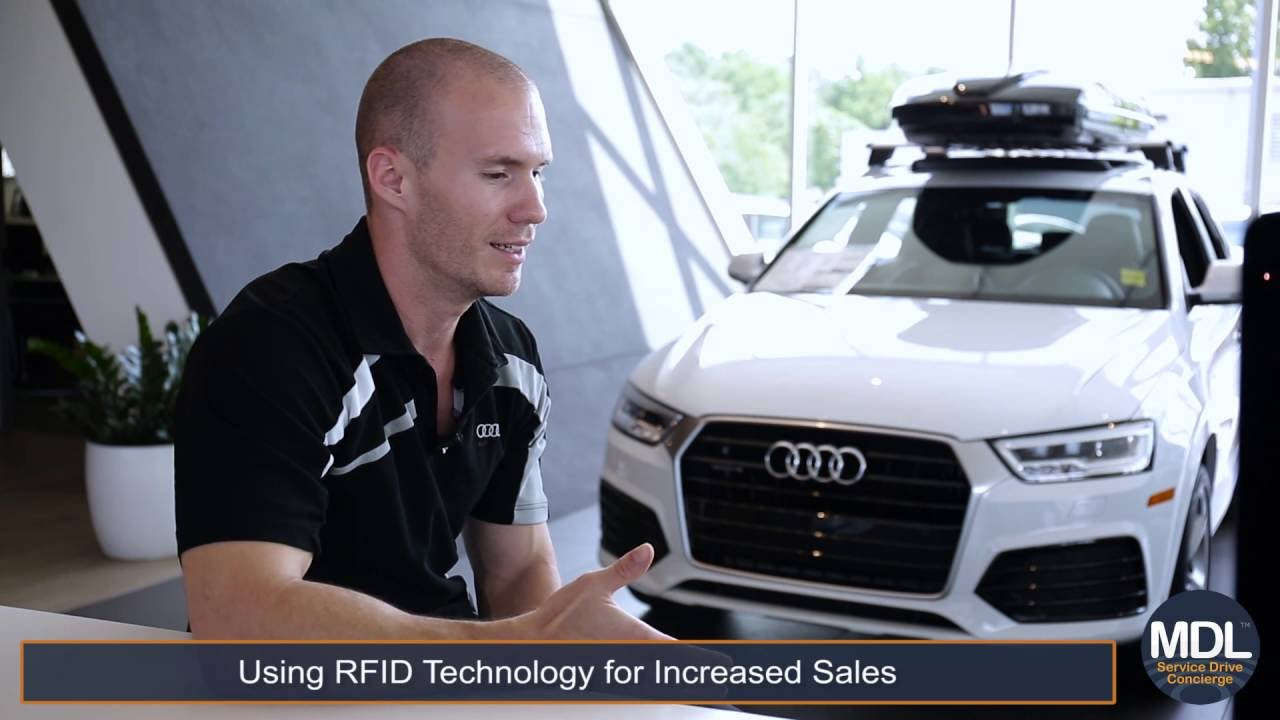 Audi Atlanta And MDL Using RFID For Service Excellence YouTube - Audi of atlanta