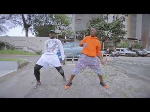 Sergy Bolo ft Minz  - Talk version dance ( by Actu Danse Gabon )