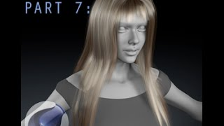 Hair System C4D Part 7(Dynamics)